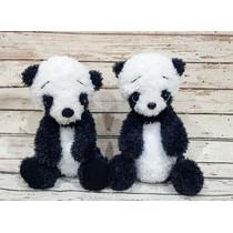 Návod na chlupatou pandu